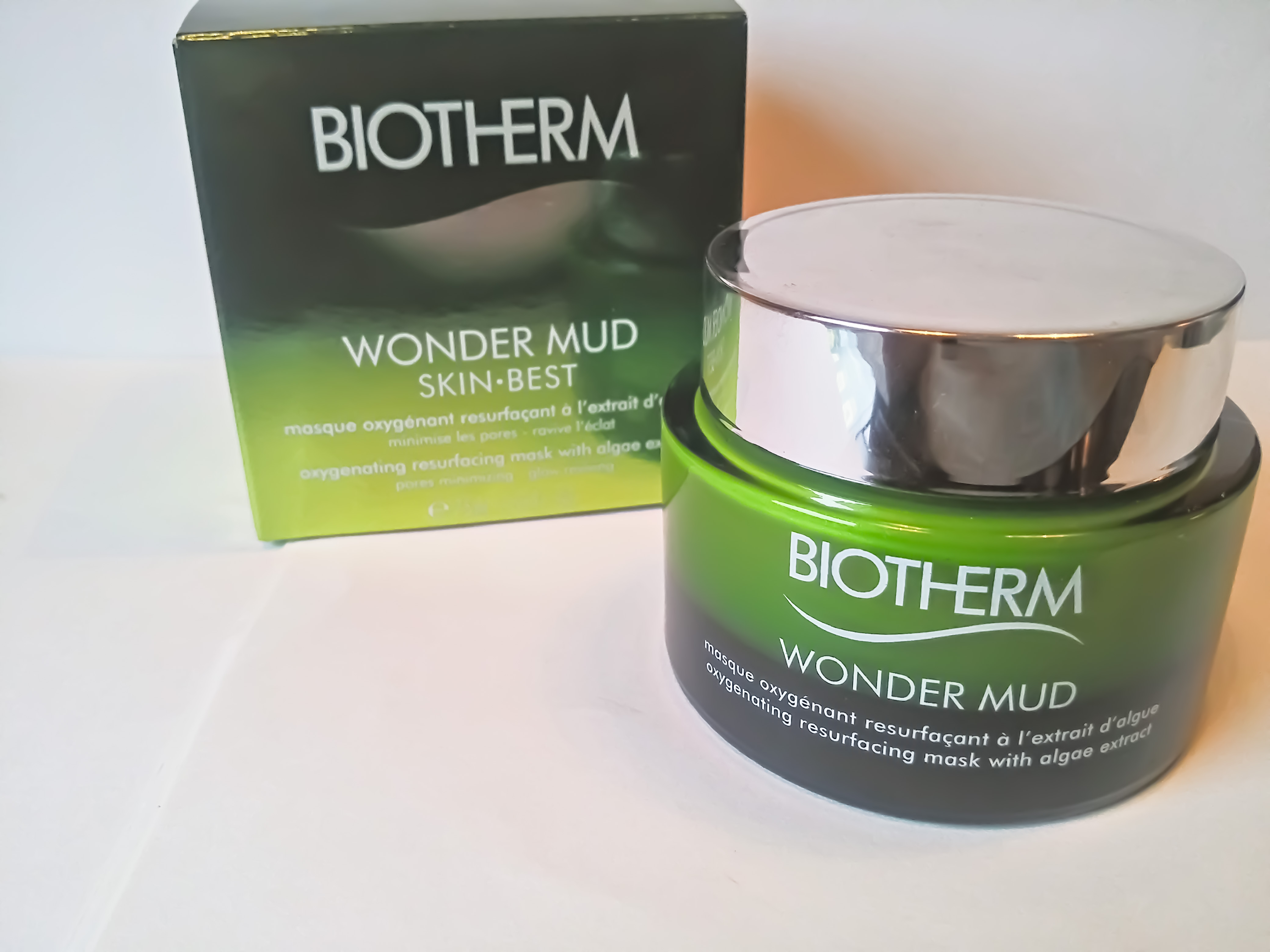 Cosmetics Biotherm. Reviews